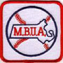 MBUA Logo Patch